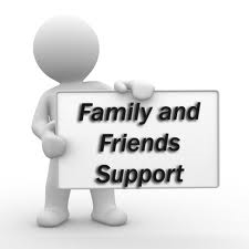 Friends and Family Support